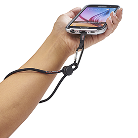 Phone Lasso Worn on the Wrist